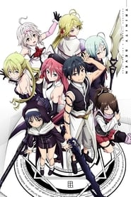 Trinity Seven 2: Heavens Library & Crimson Lord (2019)