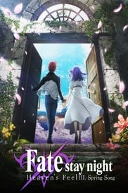 Fate/stay night: Heaven's Feel III. Spring Song (2020)